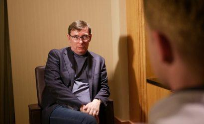 Экс-генпрокурор Юрий Луценко станет ведущим политического шоу