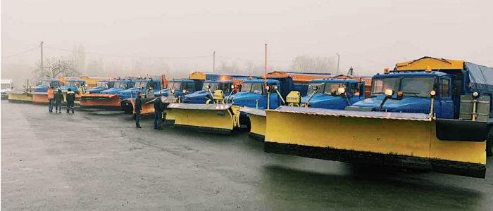Безопасность на дорогах: Премьер-министр заявил, что Украина готова к зиме
