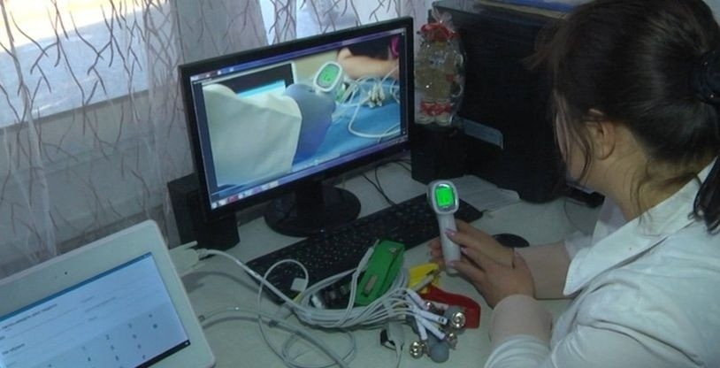 На Луганщине сельские амбулатории получили мобильные диагностические комплексы