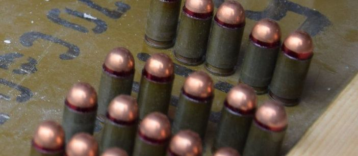 В зоне ООС провели учебные стрельбы (Фото)