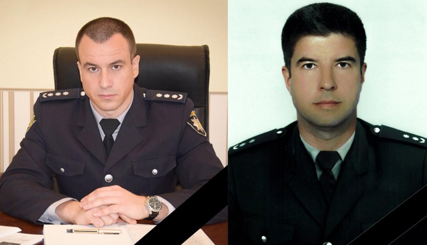 В ДТП под Николаевом погибли полковник и подполковник полиции