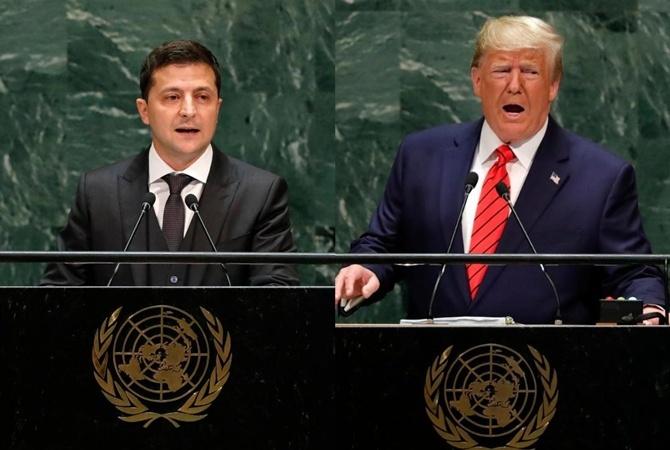 Белый дом опубликовал первый разговор Трампа и Зеленского: перевод