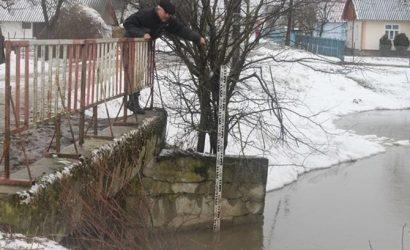 Жителей запада Украины предупредили о подъеме воды в реках
