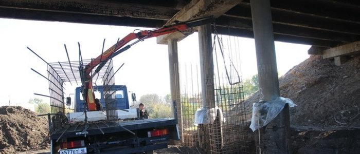 В «ЛНР»: Подорванный мост в Луганске хотят восстановить до конца осени