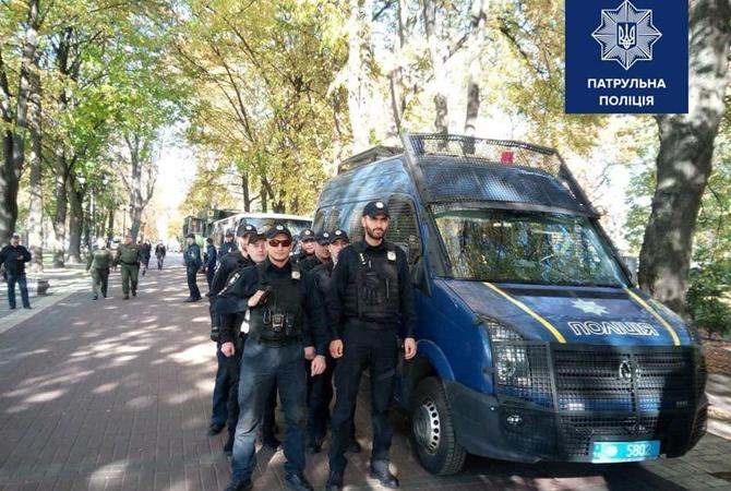 В мероприятиях 14 октября примет участие 200 тысяч украинцев