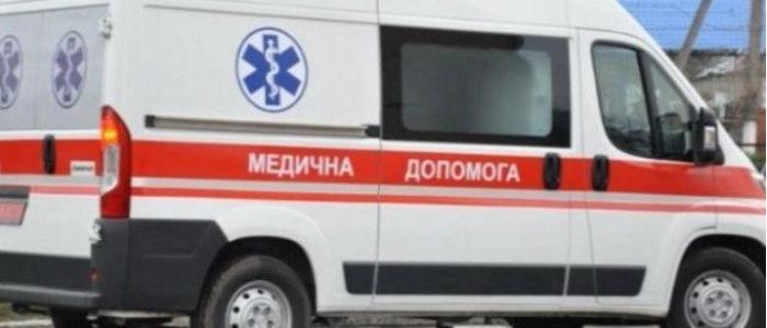 С КПП «Александровка» госпитализировали мужчину