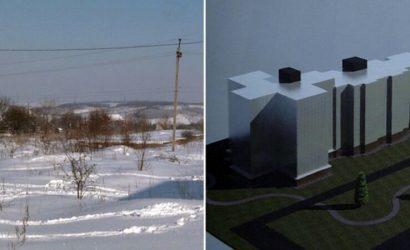 Три многоэтажки: В Краматорске показали, какие дома построят для переселенцев (Видео)
