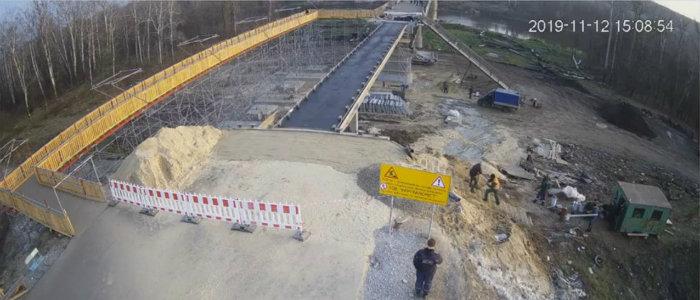Как продвигается восстановление моста у КПВВ «Станица Луганская» (Фото)