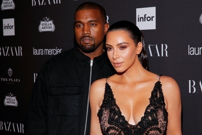 Ким Кардашьян рассказала, что ей подарил Канье Уэст на день рождение