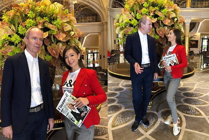 Факт. Эльвира Гаврилова: продюсер открыла новые бизнес-возможности, посетив Monaco Yacht Show