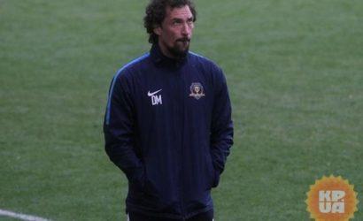 Тренер «Днепра-1» подал в отставку после провального старта сезона