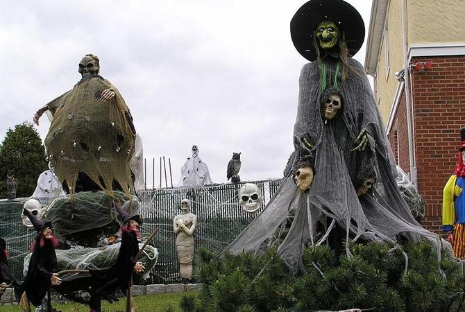 Что нельзя делать на Хэллоуин