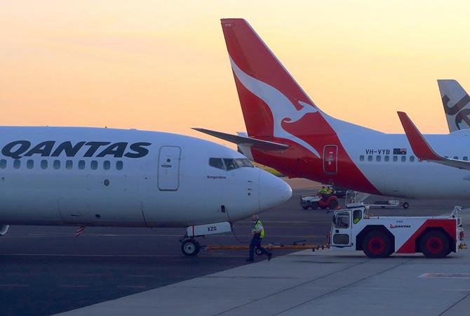 Австралийская авиакомпания побила рекорд по длительности перелета