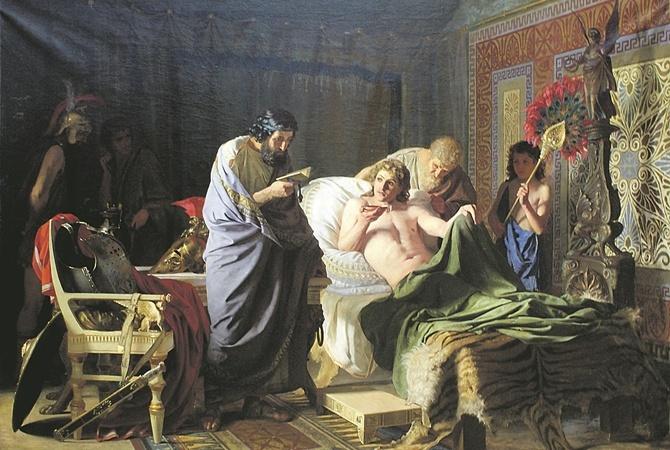 Ученые выяснили причину смерти Александра Македонского