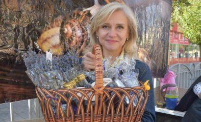 Улитки, лавандовое варенье, шоколад с солью: Что продавали фермеры на фестивале в Мариуполе (Фото)