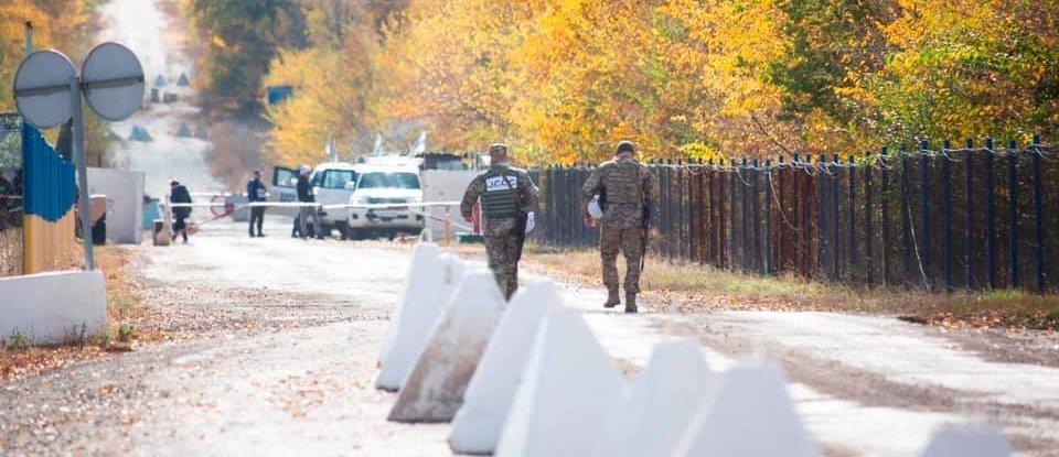 Добровольцы покидают Золотое: В полиции прокомментировали ситуацию