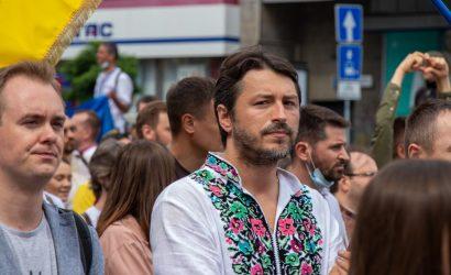 Как Билык, Притула и другие знаменитости поздравили с праздником украинских защитников