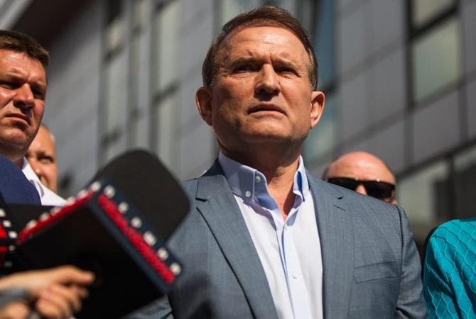 Виктор Медведчук: Затягивая суды по моему делу, власть пытается отвлечь внимание украинцев от насущных проблем