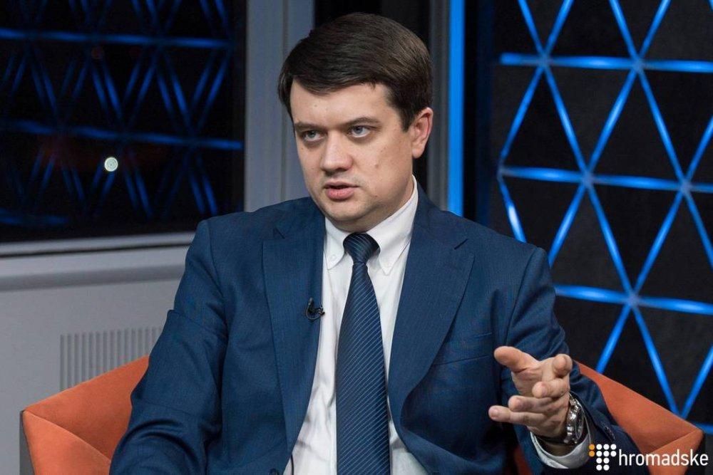 Разумков оценил возможность возвращения Украины в ПАСЕ