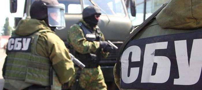 Контрразведка СБУ задержала агента ФСБ РФ при получении секретных документов военного характера (Фото)