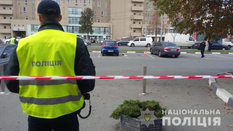 В Харькове произошла перестрелка, один из участников подорвал себя