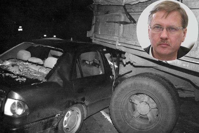 Тарас Чорновил о версии гибели отца: Засунуть руку с кастетом в покореженное авто и размахнуться было невозможно