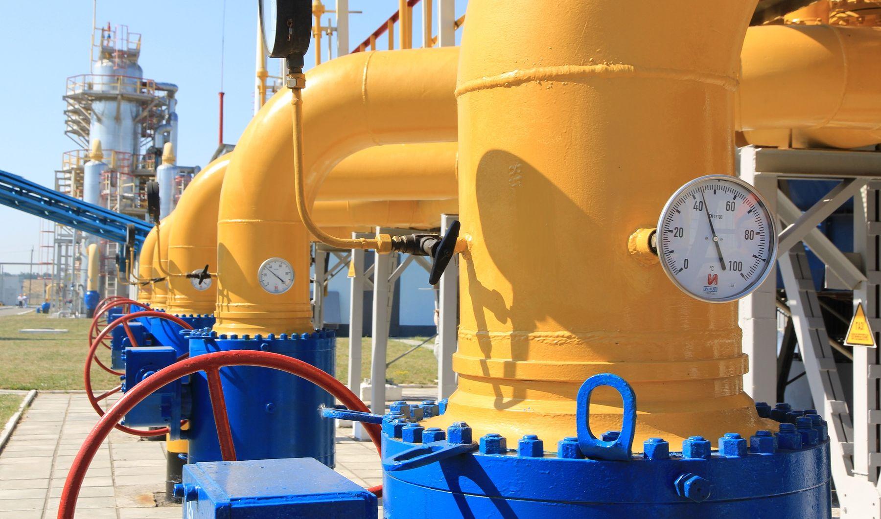 Нафтогаз: запасы газа – рекордные за 10 лет