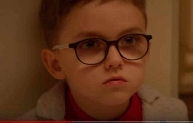 После сделанного сыном замечания Оля Цибульская расплакалась и … сняла клип