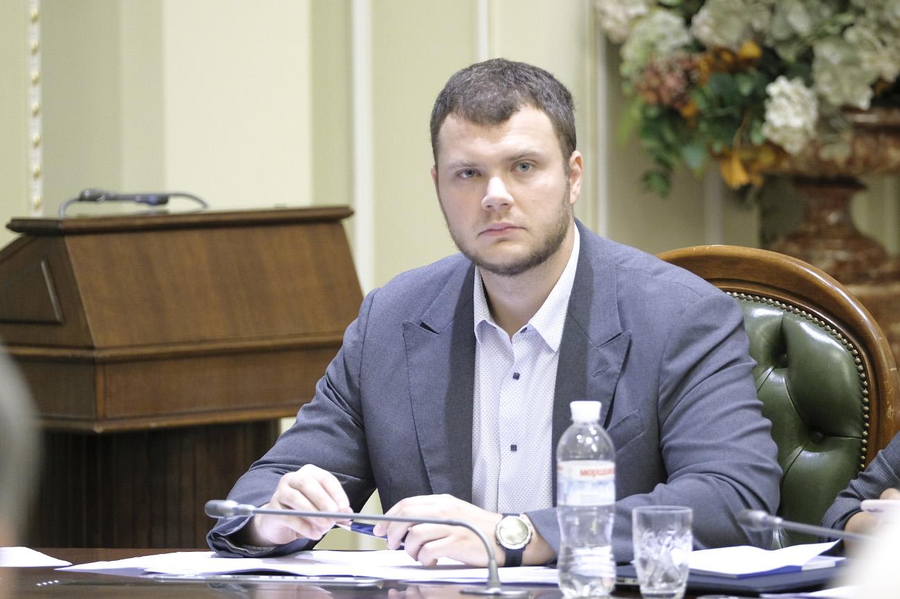Криклий заявил, что Украина не будет восстанавливать Донбасс без репараций РФ