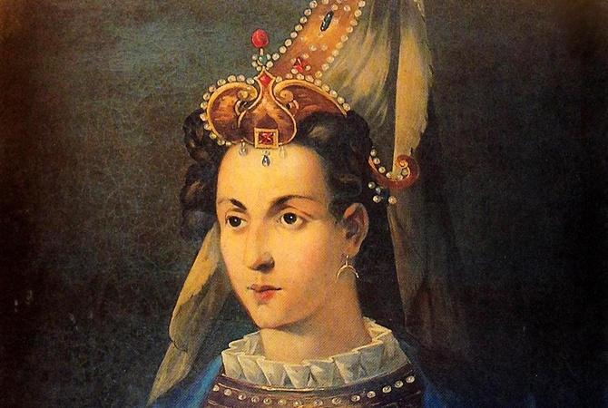 В Украине по гравюрам воссоздали короны Роксоланы и ее мужа Сулеймана I