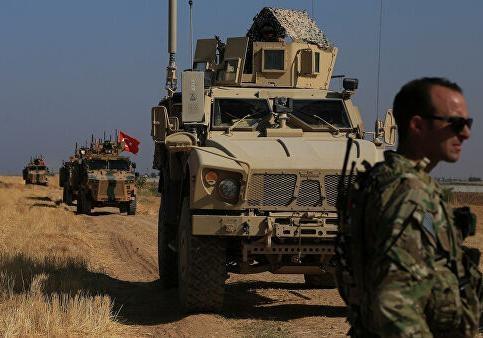 Bloomberg: Турция ввела войска в Сирию