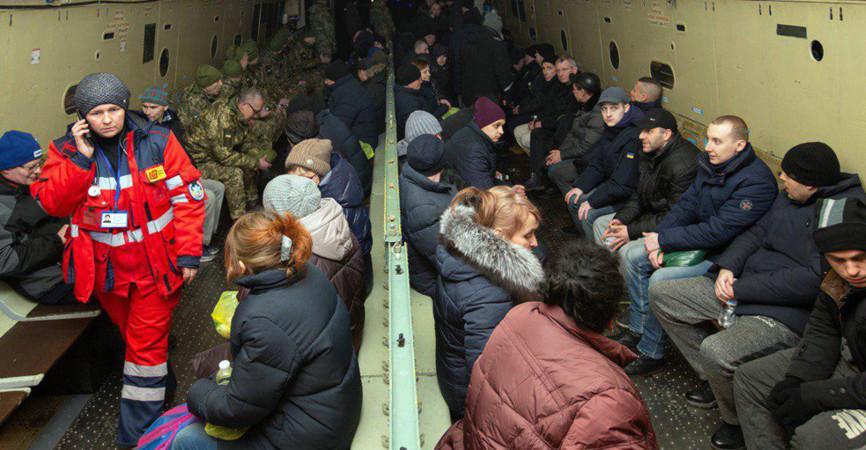Украинских военных, освобожденных из плена «Л-ДНР», перевели в санаторий