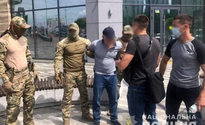 В Киеве задержали иностранца, который вербовал украинок работать проститутками в Греции