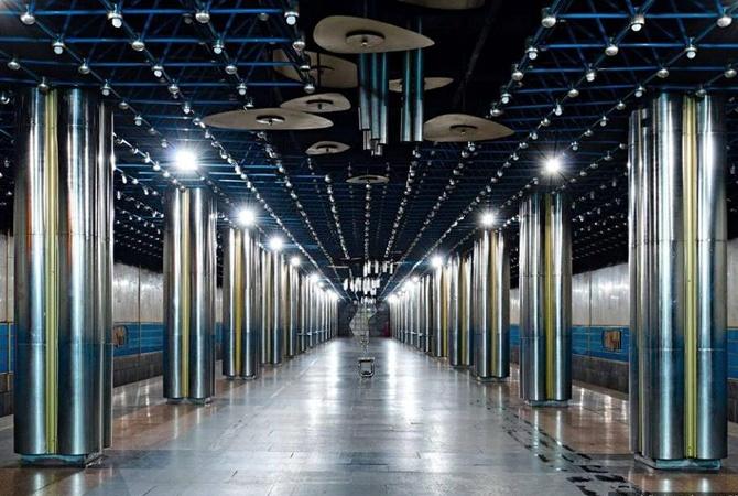 В Киеве из-за звонка минера закрыли две станции метро