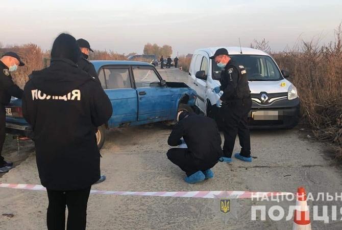 Стрельба по авто в Княжичах: заказчиком оказался киевский бизнесмен