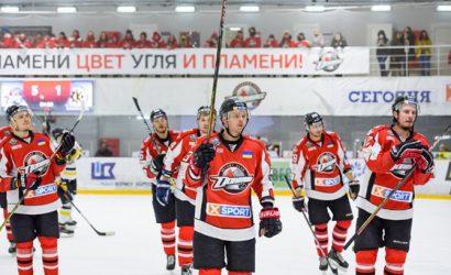 «Донбасс» стал победителем регулярного чемпионата УХЛ