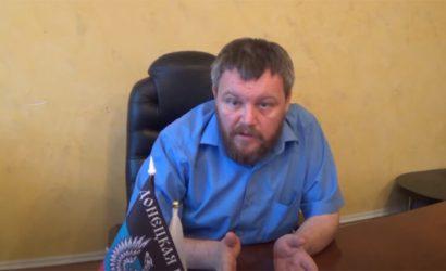 «В этот кружок не пускают»: Основателю «ДНР» отказали в регистрации «Республиканской партии Донбасса»