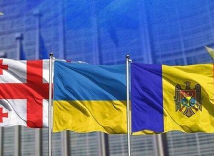 Украина, Молдова и Грузия просят Еврокомиссию облегчить доступ к вакцинам от COVID-19