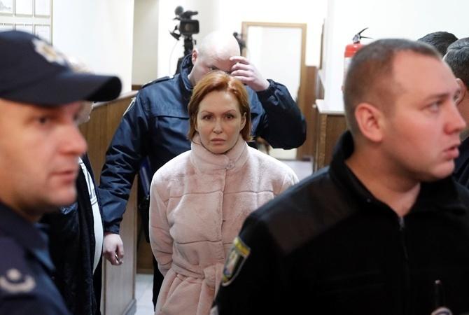 Адвокат: Следственный эксперимент с подозреваемой в убийстве Шеремета Кузьменко провели с нарушениями
