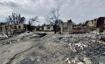 Пожары на Луганщине: следственная комиссия Рады проведет выездное заседание в пострадавшем поселке