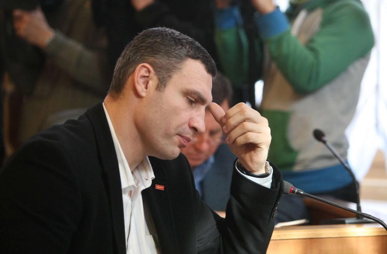 ВАКС обязал НАБУ открыть дело на Кличко
