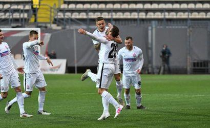«Заря» — первый полуфиналист Кубка Украины