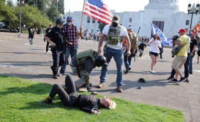 США после 3 ноября: новый президент или гражданское противостояние