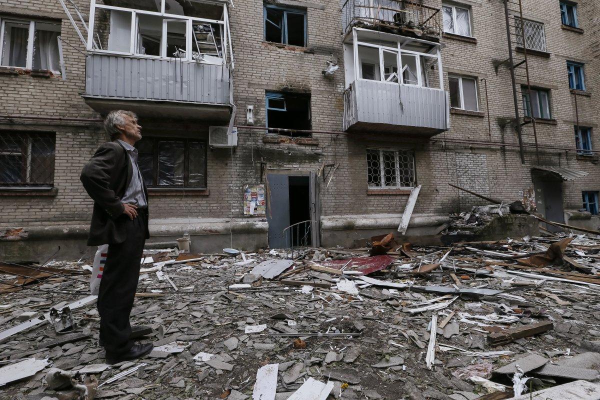 В ОП озвучили, во сколько обойдется восстановление Донбасса