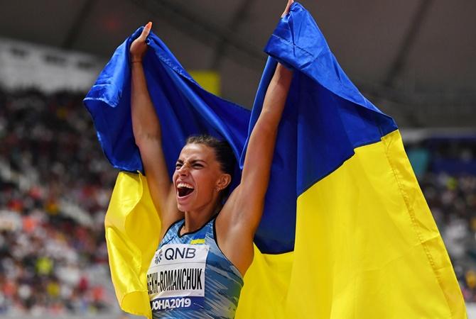 Украина привезла две медали с чемпионата мира по легкой атлетике