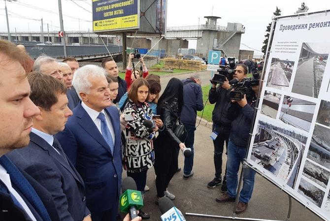 В Укргидроэнерго хотят, чтобы ДнепроГЭС работал еще 50 лет