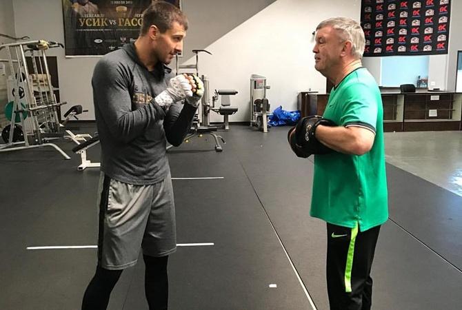 Стангрит: «Американские тренеры подпортили Гвоздика»