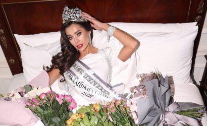 Корону «Мисс Украина Вселенная 2021» получила Инстаграм-блогер и экс-участница «Холостяка»