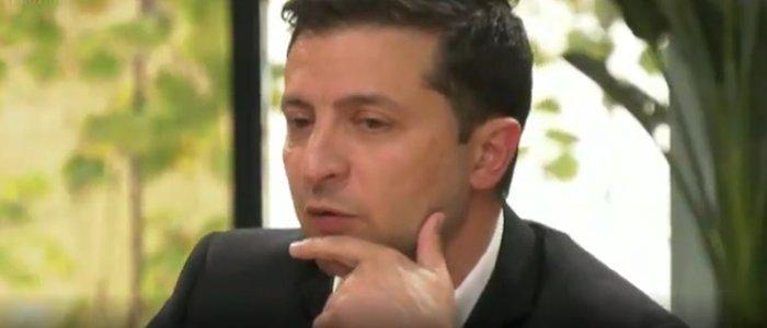Выборы на неподконтрольном Донбассе или контроль над границей: Зеленский рассказал об очередности