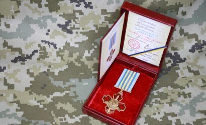 Владимир Зеленский наградил пограничника, который был ранен в консульстве Украины в Санкт-Петербурге